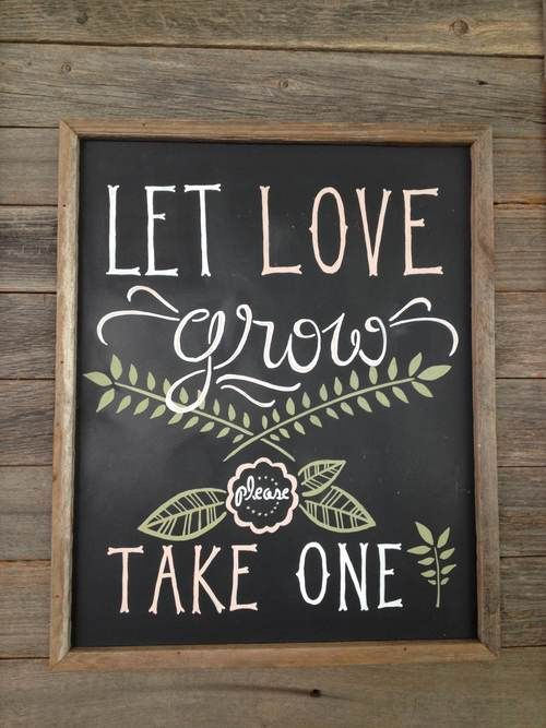 Let Love Grow Image
