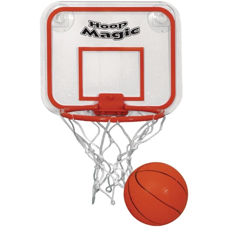Mini Basketball and hoop