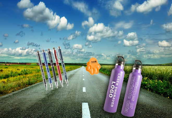 Get More Mileage from Promotional Giveaways