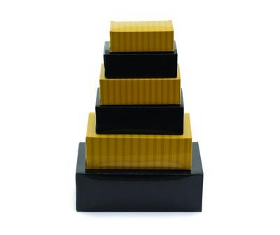 Six Tier Custom Logo Treat Tower A