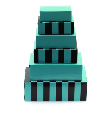 Six Tier Custom Logo Treat Tower B