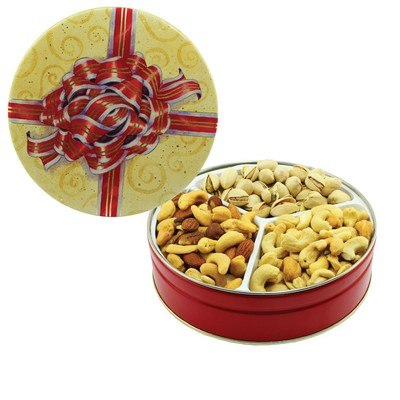 The Grand Tin with Mixed Nuts, Pistachios and Cashews