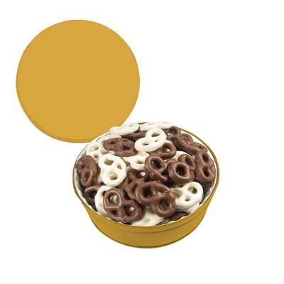 The Grand Tin Mini Chocolate Pretzels