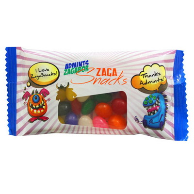 Zaga Snack Promo Pack Bag with Jelly Beans