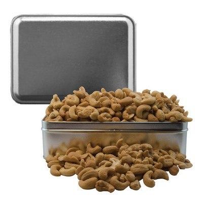Small Rectangle Tin Cashews