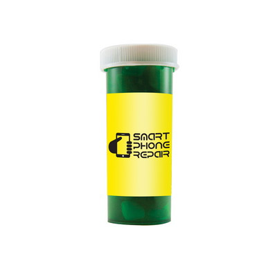 Pill Bottle with Signature Peppermints