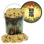 Picture of One Gallon Tin Chocolate Chip Cookies