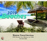 Picture of Beaches Wall Calendar - Spiral
