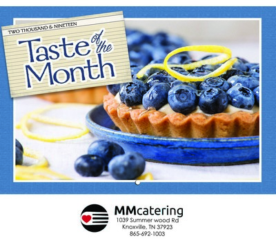 Taste of Month Wall Calendar - Stitched