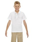 Picture of Extreme Performance Youth Shield Short Sleeve Polo