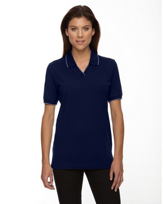 Extreme Ladies Short Sleeve Cotton Jersey Polo