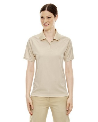 Extreme Performance Ladies Short Sleeve Pique Polo