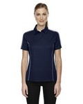 Picture of Extreme Performance Ladies Pique Colorblock Polo