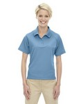 Picture of Extreme Ladies Short Sleeve Ottoman Textured Polo