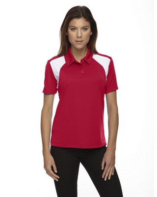 Extreme Performance Ladies Textured Polo