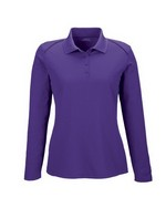 Picture of Extreme Performance Ladies Long Sleeve Armour Polo