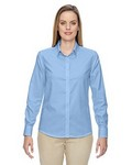 Picture of North End Ladies Paramount Twill Check Shirt