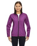 Picture of North End Ladies Fleece Bonded Performance Jacket