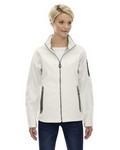 Picture of North End Ladies Fleece Bonded Technical Jacket