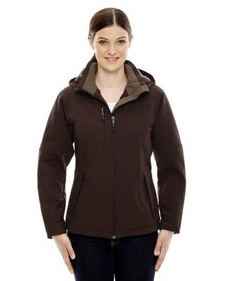 North End Ladies GlacierInsulated Fleece Jacket
