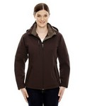 Picture of North End Ladies Glacier Insulated Fleece Jacket