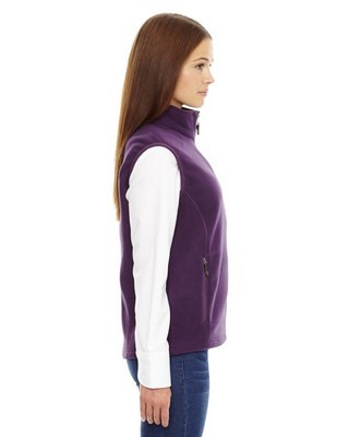 North End Ladies Voyage Fleece Vest