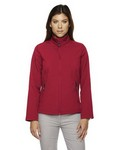 Picture of Core365 Ladies Cruise 2-Layer Bonded Jacket