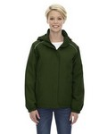 Picture of Core 365 Ladies Brisk Insulated Jacket