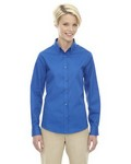 Picture of Core 365 Ladies Operate Twill Shirt