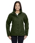 Picture of Core 365 Ladies Region 3-In-1 Jacket