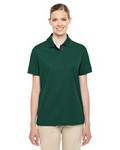 Picture of Core 365 Ladies Motive Pique Polo with Tipped Collar