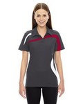 Picture of North End Red Ladies Impact Performance Pique Polo