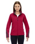 Picture of North End Sport Red Ladies Escape Jacket