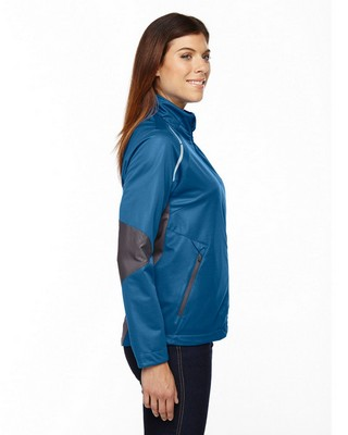 North End Red Ladies Dynamo Hybrid Jacket