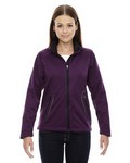 Picture of North End Sport Red Ladies Splice Jacket