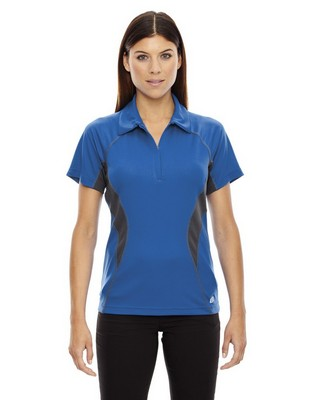 Branded North End Red Ladies Serac Performance Polo