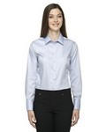 Picture of North End Sport Blue Ladies Boulevard Cotton Shirt