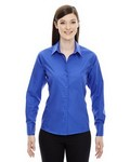 Picture of North End Sport Blue Ladies Boardwalk Cotton Shirt