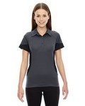 Picture of North End Red Ladies Refresh Coffee Jersey Polo