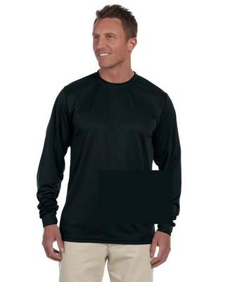 Augusta Drop Ship Adult Wicking Long-Sleeve T-Shirt