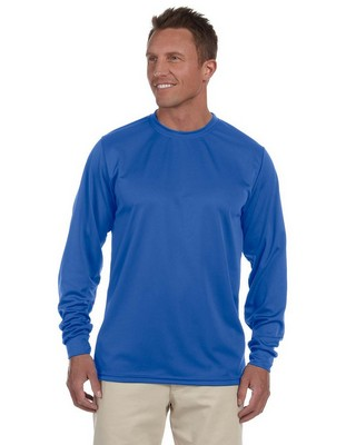 Augusta Drop Ship Adult Wicking Long-Sleeve T-Shirt