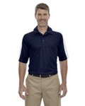 Picture of Extreme Mens Pique Colorblock Polo