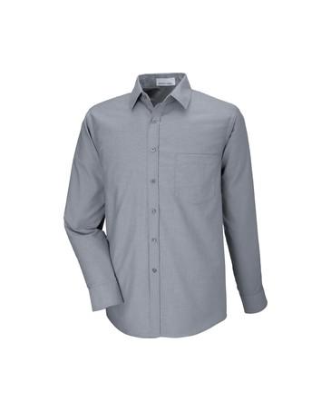 Windsor Men'S Tall Long Sleeve Oxford Shirt