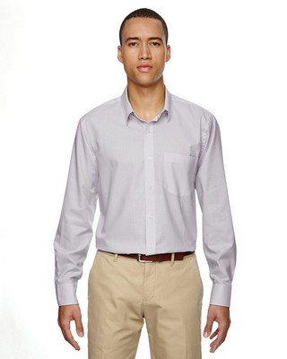 North End Mens Button-Up Paramount Polycotton Shirt