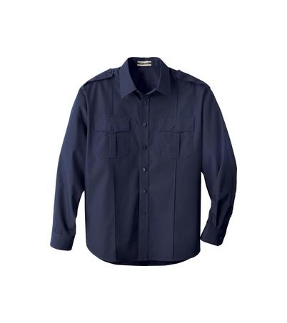 Men'S Soil Release Long Sleeve Uniform Shirt