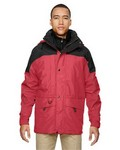 Picture of North End Mens 3-in-1 2-Tone Parka Jacket