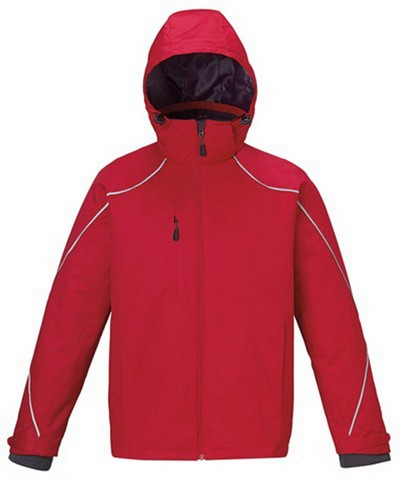 Angle Men'S Tall3-In-1 Jacket With Bonded Fleece Liner