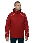 Picture of North End Mens Angle 3-in-1 Jacket with Liner