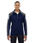 Picture of North End Mens Quick Interlock Half-Zip Top
