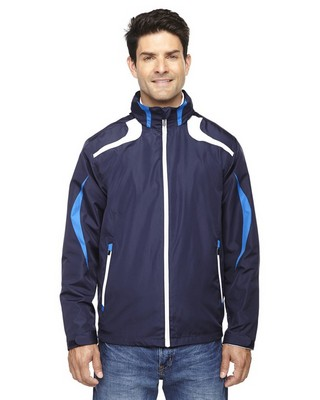 North End Red Mens Impace Active Lite Jacket